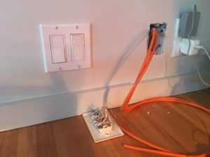 Cat6 Outlet Wiring